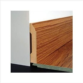 "Bruce Laminate 94"" Wall Base Bevel Trim"