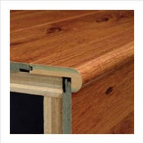 "Bruce Laminate 47"" Flush Stairnose Bevel Trim"