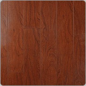 Artisan Dark Cherry Laminate Floor