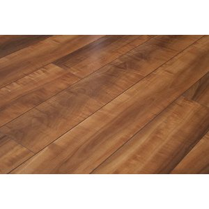 Kronoswiss Beveled Edge Narrow Board Amer Walnut